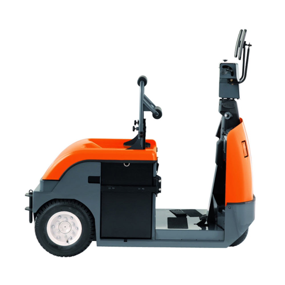 Stand Up Tow Tractor : Toyota tracto stand on tow tractor electric t