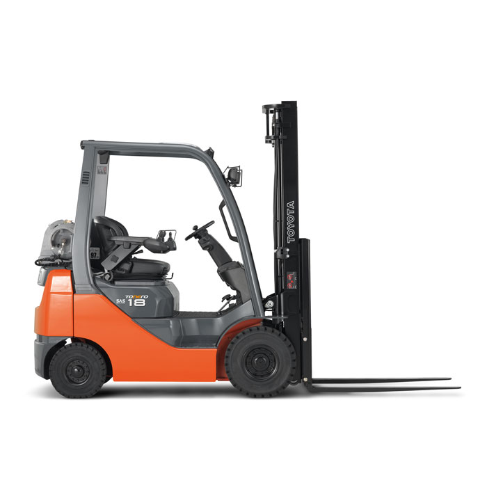 Toyota Material Handling Uk Forklift Trucks Service Autos Post